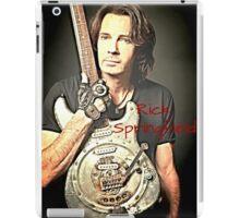 Steampunk Rick iPad Case/Skin
