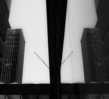Texting in the Skyway by Mark Jackson