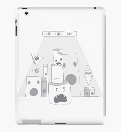 Still iPad Case/Skin