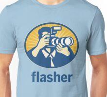 Flasher Unisex T-Shirt