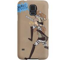 Riding Jean Samsung Galaxy Case/Skin