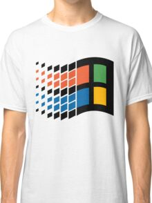 Windows 95 Vaporwave Classic T-Shirt