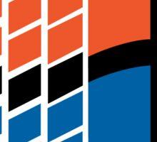 Windows 95 Vaporwave Sticker