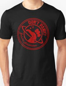 Galactic Hitchhikers Logo T-Shirt