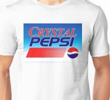 Crystal Pepsi Vaporwave Unisex T-Shirt