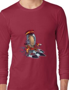 Admiral Swiggins - Awesomenauts Long Sleeve T-Shirt