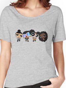 Power Puff  Women's Relaxed Fit T-Shirt