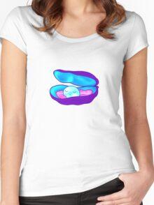 Sleepy Pearl Women's Fitted Scoop T-Shirt