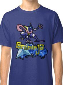 Greninja Pokemon Tee Classic T-Shirt