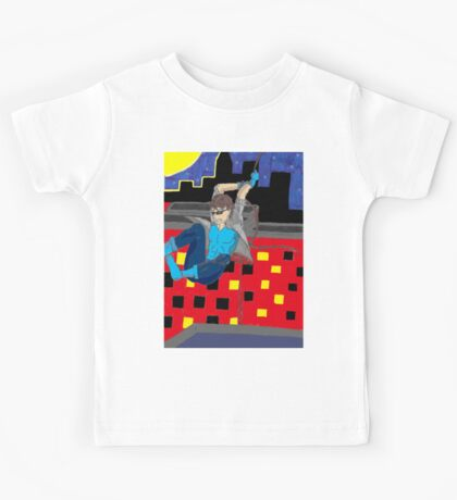 Just another night Kids Tee
