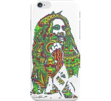 Rasta Vibrations iPhone Case/Skin