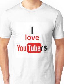 youtubers Unisex T-Shirt