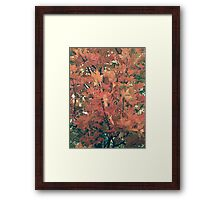 Autumn in Minnesota  If you like, please purchase an item, thanks Framed Print