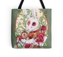 Rabbit Hole Tote Bag