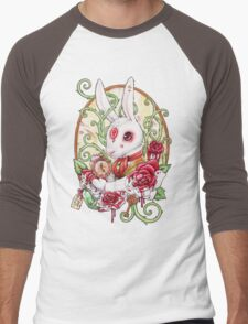 Rabbit Hole Men's Baseball ¾ T-Shirt