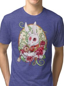 Rabbit Hole Tri-blend T-Shirt