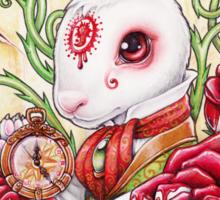 Rabbit Hole Sticker