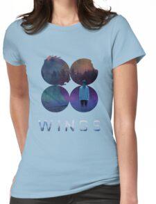 BTS-Jimin-LIES [White] Womens Fitted T-Shirt