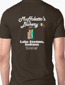 Muffoletto's Bakery Unisex T-Shirt