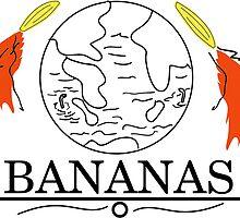 BANANAS(C2016) by Paul Romanowski