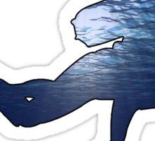Scuba the Depths  Sticker