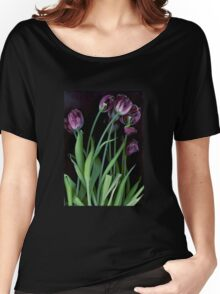 Cool Tulips Women's Relaxed Fit T-Shirt