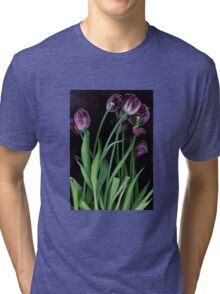 Cool Tulips Tri-blend T-Shirt