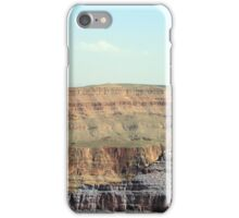 Rocks caught in a shadow iPhone Case/Skin