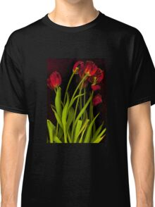 Hot Tulips Classic T-Shirt