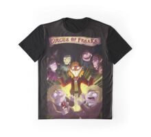 Circus of Freaks Cover revamped Graphic T-Shirt