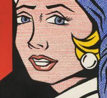 Pop Art Sticker