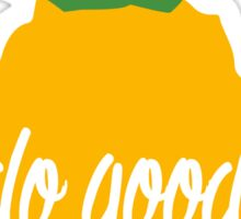Do Good Simple Pineapple Sticker