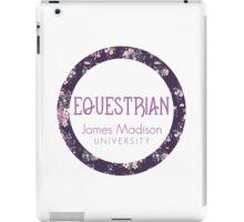 JMU Equestrian iPad Case/Skin