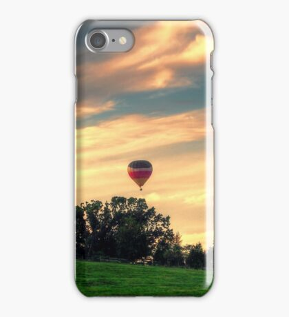 Up Up And Away iPhone Case/Skin