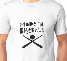 Modern Baseball // Black Unisex T-Shirt
