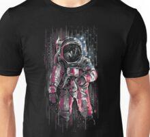Astronaut Flag Unisex T-Shirt