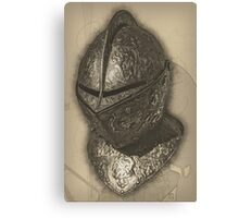 Ornate Helmet Canvas Print
