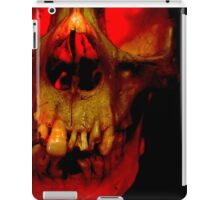 Teeth for a Tooth iPad Case/Skin