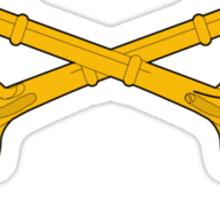 Infantry Crossed Rifles Sticker