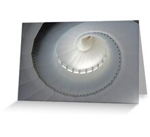 Independence Spiral Greeting Card