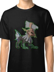 Type: Null green Classic T-Shirt
