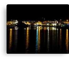 Watch Hill at Night Canvas Print