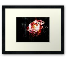 Bride of the Elephant Man Framed Print