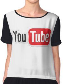 YouTube Chiffon Top