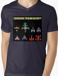 Choose Your Ship! Mens V-Neck T-Shirt