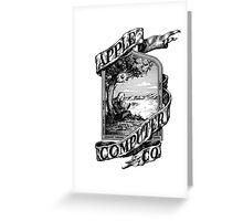 APPLE COMPUTER CO Greeting Card