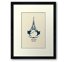 Assassin's Creed: Unity by AronGilli Framed Print