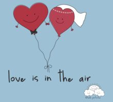 Love is in the air One Piece - Short Sleeve
