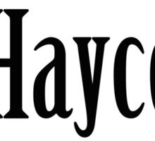 Haycole Sticker