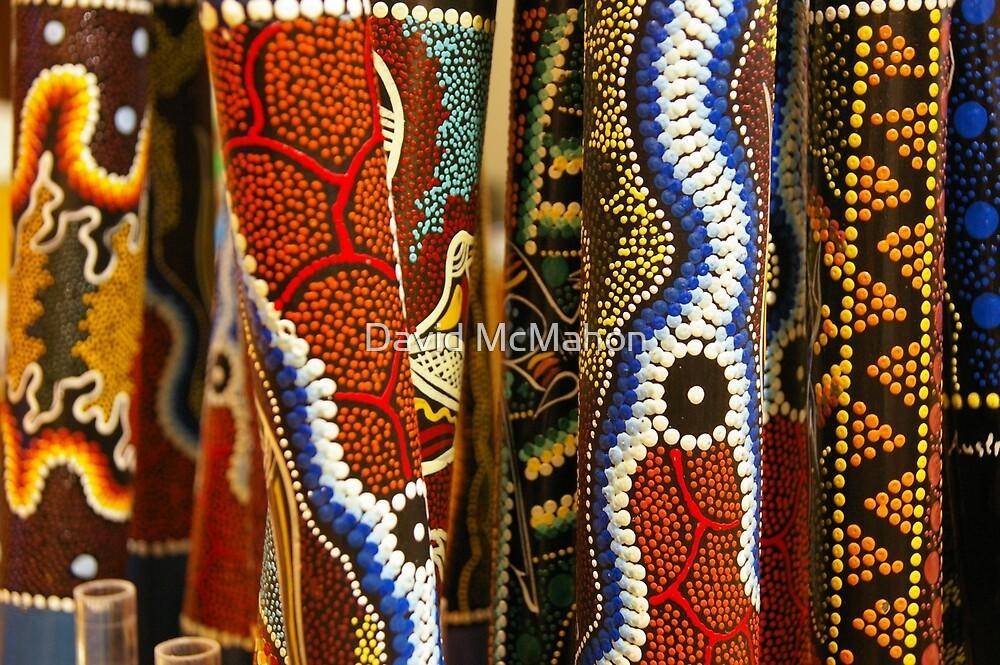 Didgeridoo Dots by David McMahon